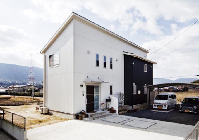 [シンプルモダン]東広島市 K様邸