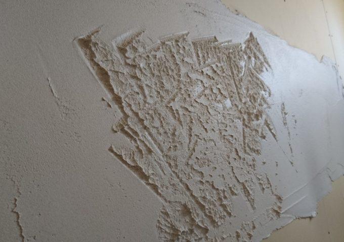 内部漆喰塗りパターンお打合せ♪