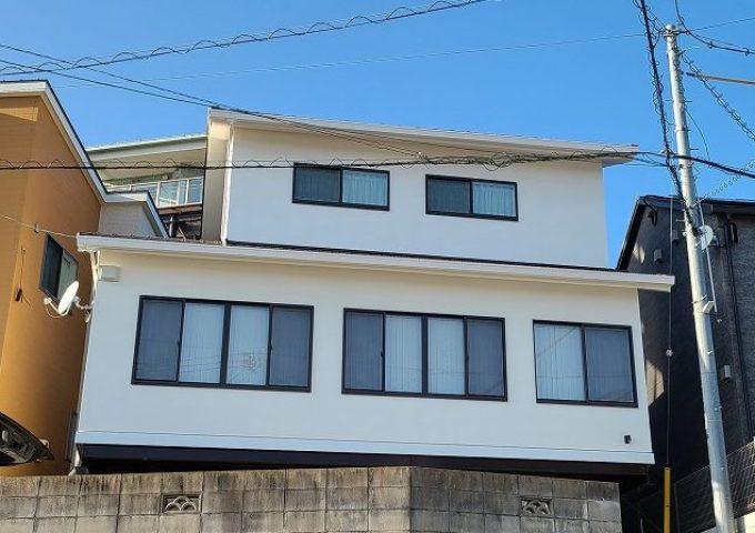 築約70年のお家がクアトロ断熱でフルリノベーション